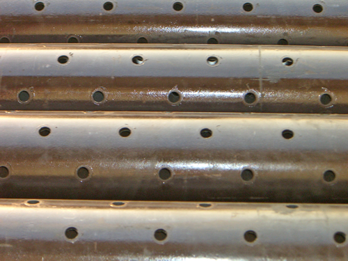 打孔钢管|石油筛管